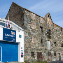The Old Grain store on Clifden Quay | Roger Harrison