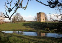 Derrymacloughney Castle