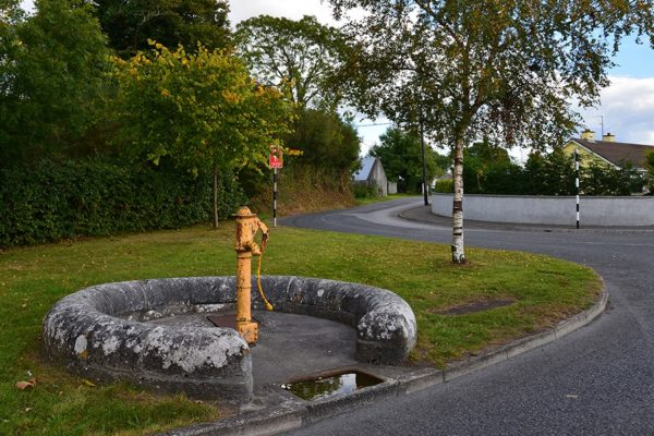 Derrymullen pump |  Robert Riddell