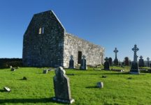 Donaghpatrick Cemetery & 12th Century Church (Caherlistrane) and