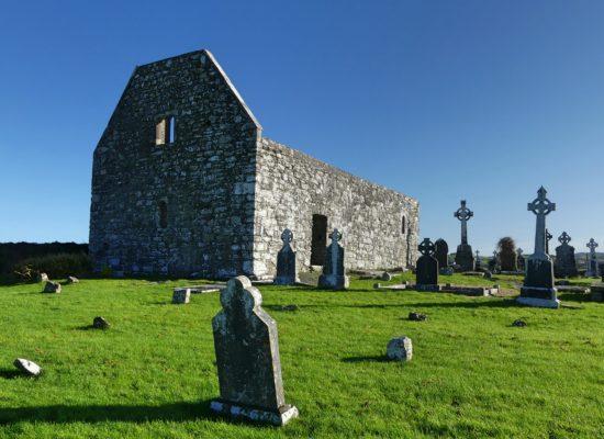 Donaghpatrick Cemetery & Church   Donaghpatrick Kilcoona Heritage Society