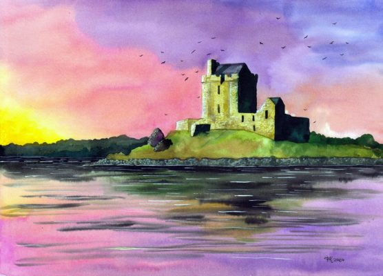 Dunguaire Castle in Kinvara  | Terri Kelleher