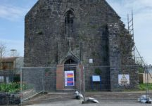 Dunmore Abbey, Augustinian Friary, Dunmore