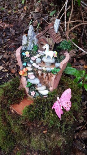 Fairy Garden at Kylemore   Caroline Healy