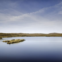 Lough Nambrackkeagh, Couravoughill, Clifden   Roger Harrison
