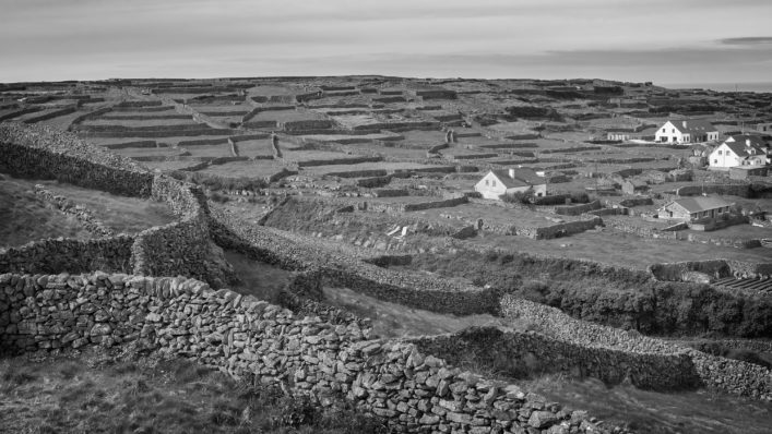 Stone Walls of Inish Oirr | Roger Harrison