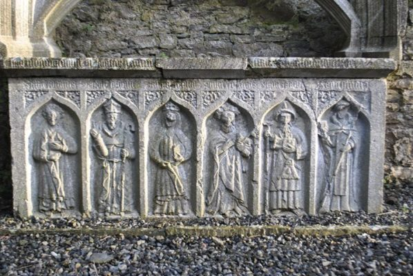 Kilconnell Franciscan Abbey | Dr Christy Cunniffe