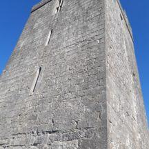 Killeen Tower House south east wall | Marie Boran