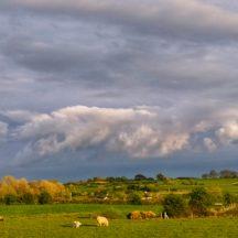 Kiltullagh sky | Michelle Mitchell
