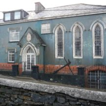 Methodist Man and Chapel in Clifden | Kathleen Villiers-Tuthill