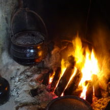 Open Fire | Moylough Heritage Society