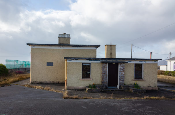 The old Moyrus National School. | Roger Harrison