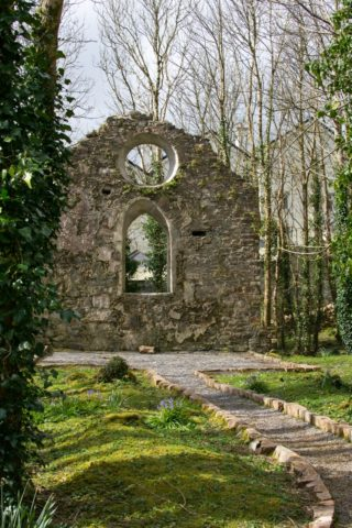 St Mary's Chapel | Kathleen Villiers-Tuthill