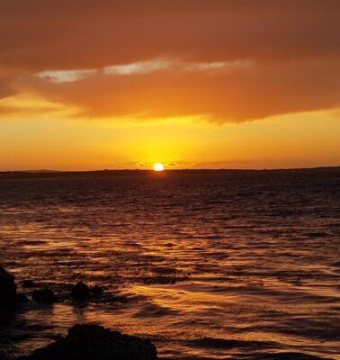 Sunset 18th July 2020   Paddy Crowe