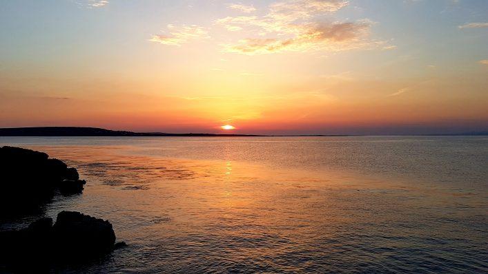 Sunset, May 2020   Paddy Crowe