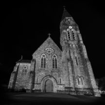 St Josephs Church by night | Roger Harrison