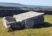 Water catcher Inis Oírr, Foul sound