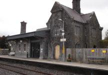 Woodlawn Train Station