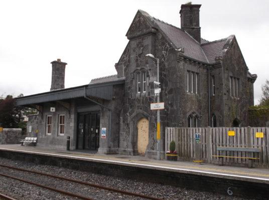 Woodlawn Train Station | Photo: Celsus Sheridan