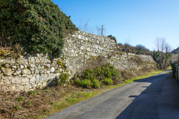 Workhouse Boundary Wall | Roger Harrison