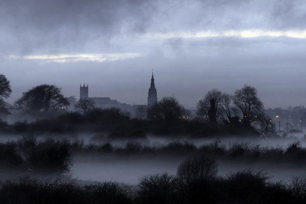 Ballinasloe Fog | Robert Riddell