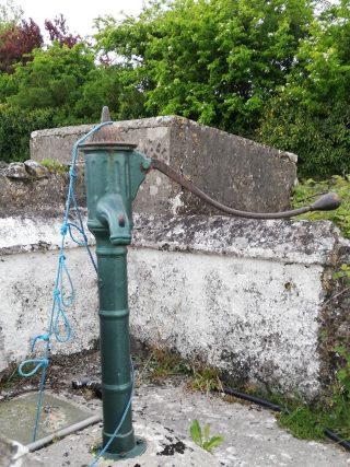 Pump in Castlelambert | Emma Ruane