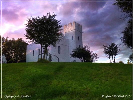 Clydagh Castle    John McHugh