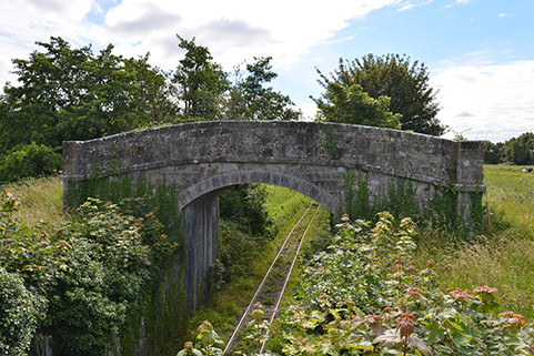 Kylemore Grand Canal Bridge | Robert Riddell