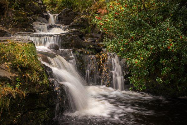 Leenane Waterfall | Robert Riddell