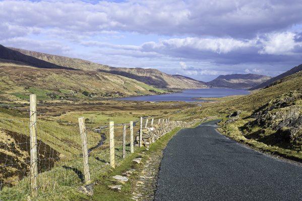 Lough Nafooey, Connemara | Robert Riddell