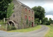 The Fully-restored Mill