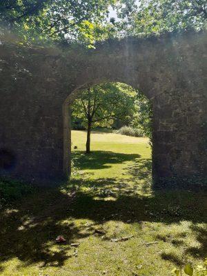 Mountbellew Arch   Jimmy Noone