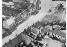 Ariel View 1950's