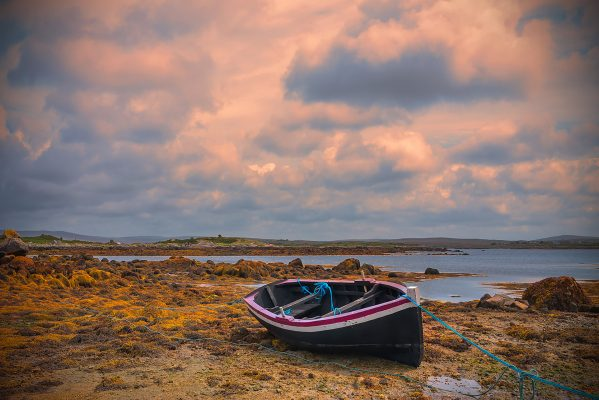 Rosmuc Summer Evening | Robert Riddell