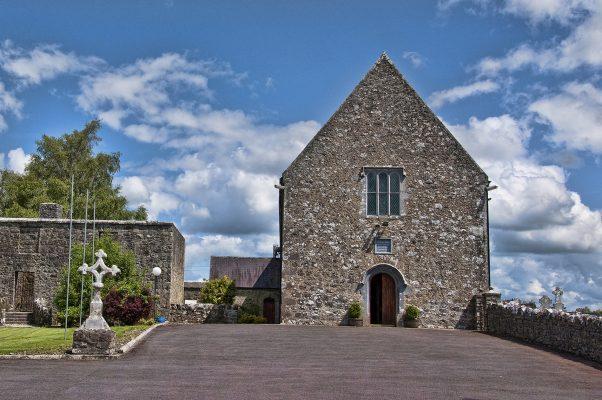 Meelick Church | Robert Riddell
