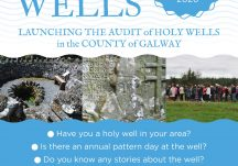 Launching the audit of Holy Wells