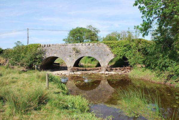 Islandcase Bridge between Ballygar and Ballyforan | Paul Connolly