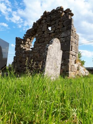 Ruins of Killoscobe Church  | Emma Laffey