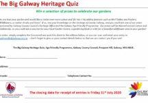 The Big Galway Heritage Quiz