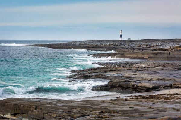 Inisheer Lighthouse   Roger Harrison