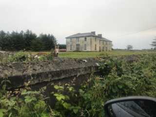 Old House in Moat | Carmel O'Rourke