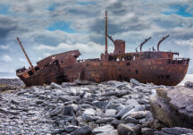 Wreck of the Plessey