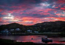 Clifden Sunset