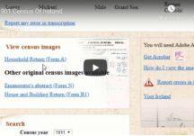 1901 Census Of Ireland