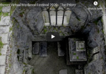 Athenry Virtual Medieval Festival 2020 - The Priory