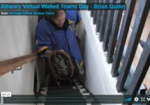 Athenry Virtual Walled Towns Day - Brian Quinn