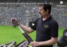 Athenry Virtual Medieval Festival 2020 - Medieval Swords