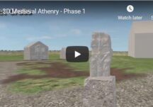 3D model of Medieval Athenry