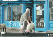 Athenry Virtual Walled Towns Day - Sandra King