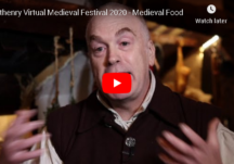 Athenry Virtual Medieval Festival 2020 - Medieval Food